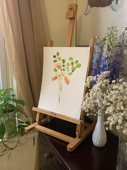 Floral Painting 7