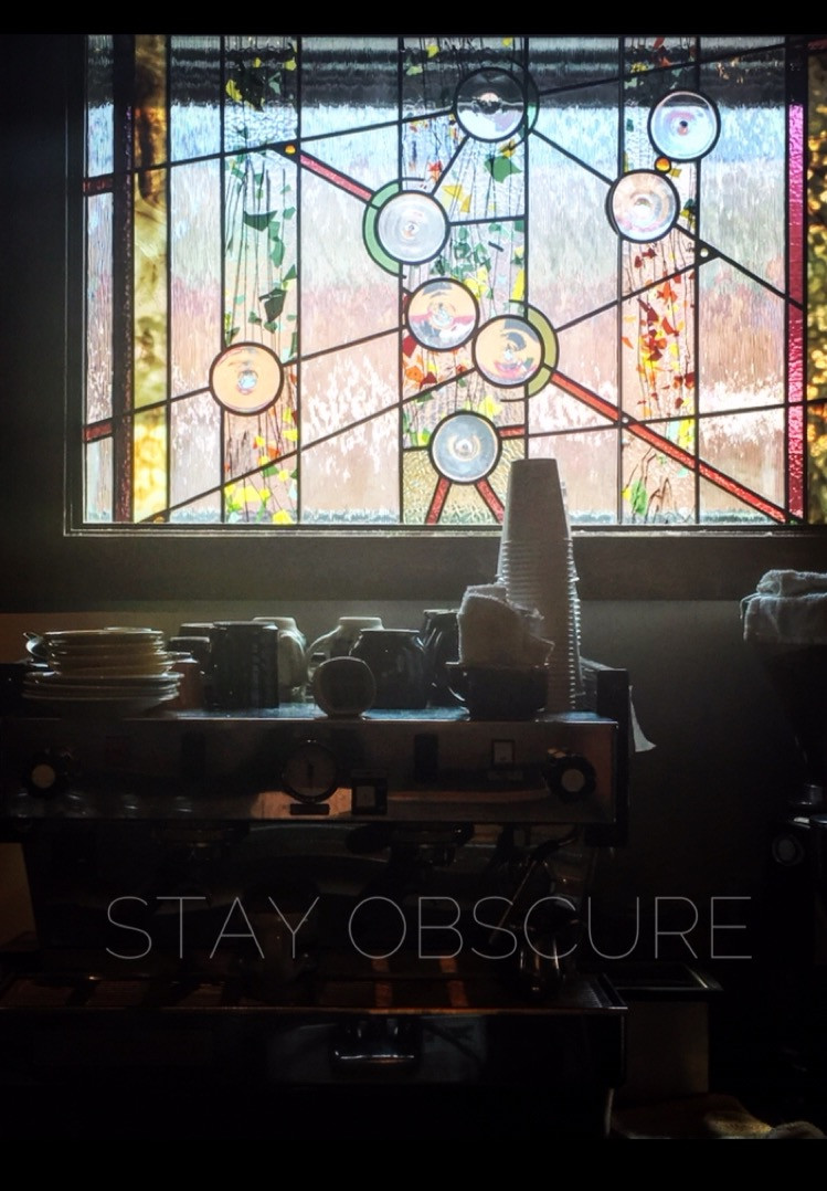 Stay Obscure: Keep the Beautiful Parts of Yourself