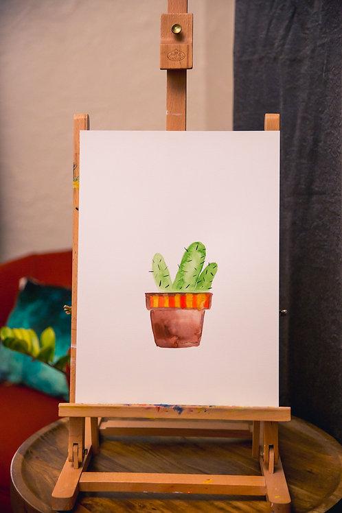 Cactus No. 10
