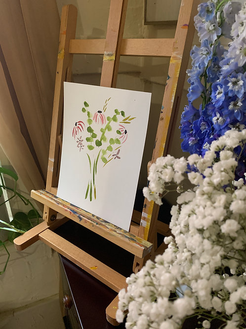 Floral Painting 22