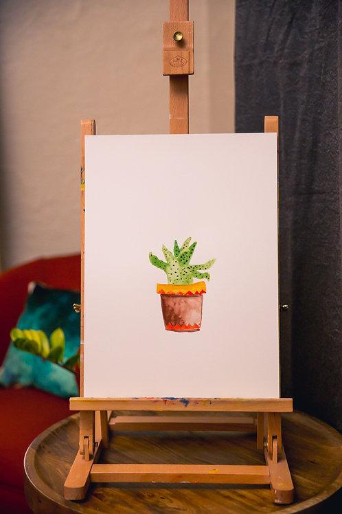 Cactus No. 8