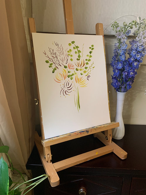 Floral Painting 15
