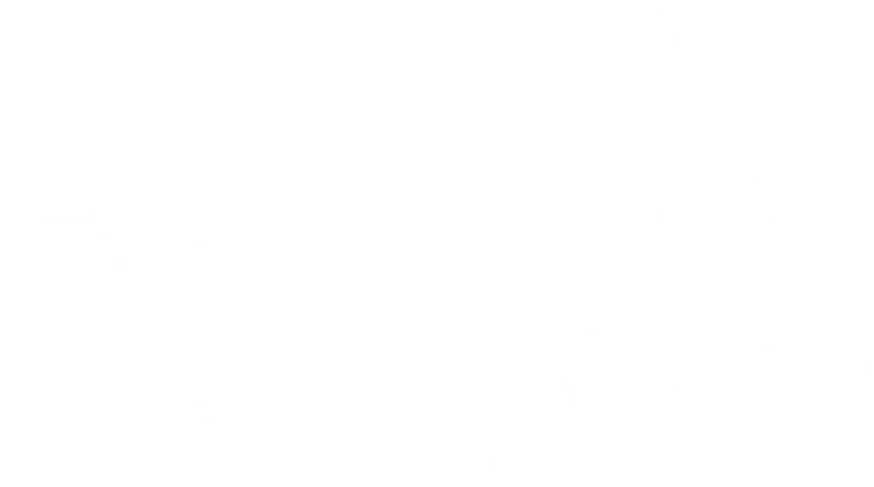 Hexagon Pattern 4- varied transparency.p