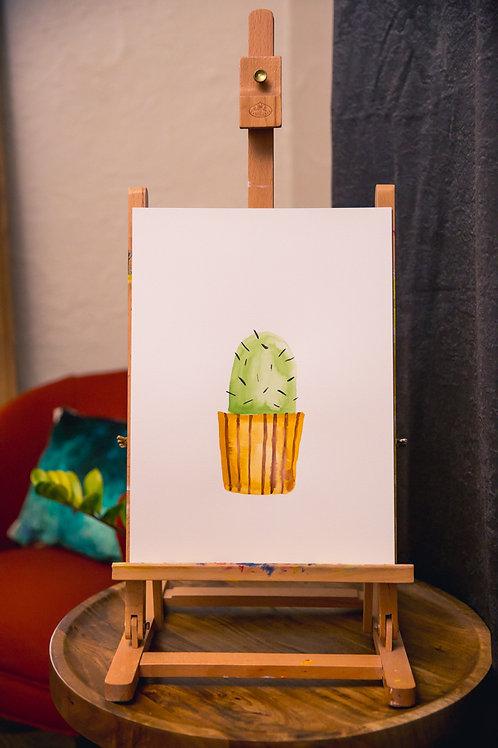 Cactus No. 9