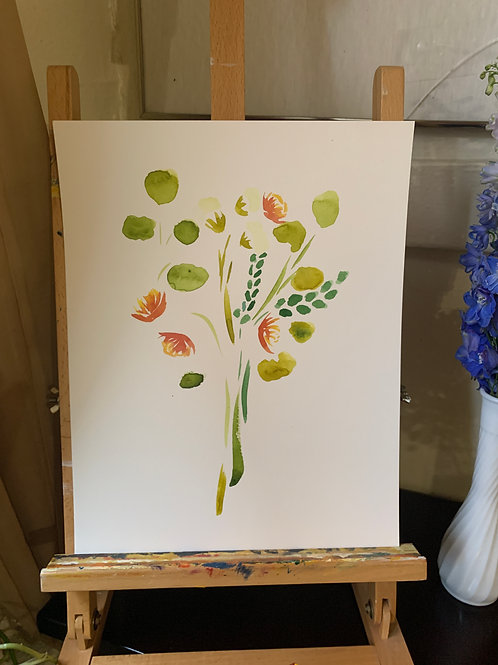 Floral Painting 1