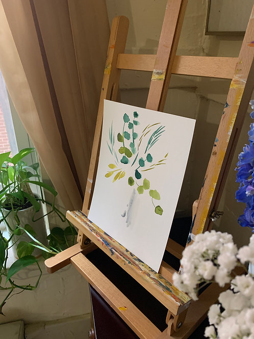 Floral Painting 21