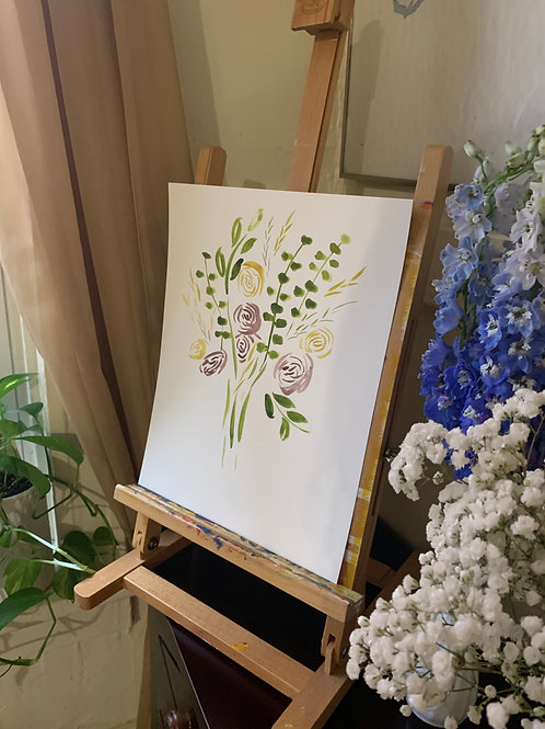 Floral Painting 9