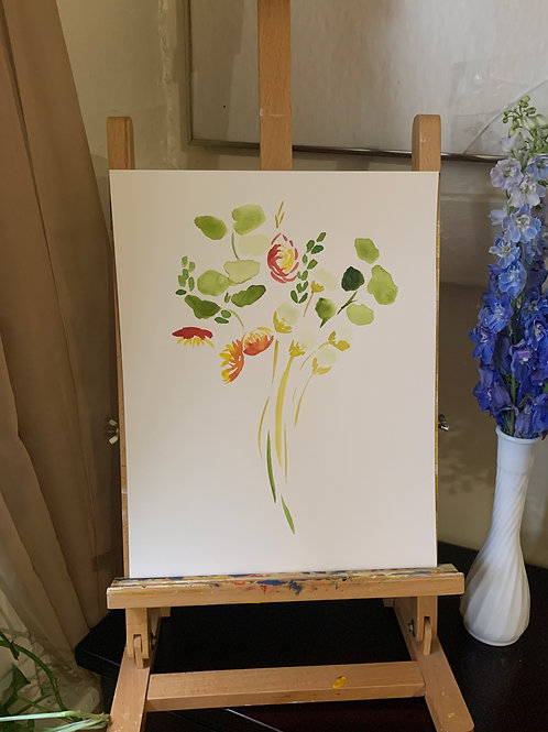 Floral Painting 6