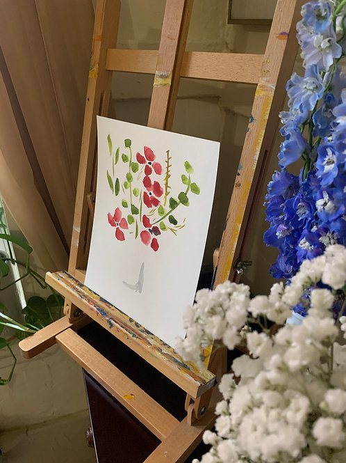 Floral Painting 27