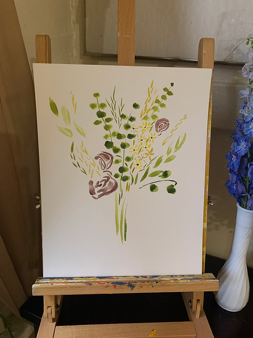 Floral Painting 11