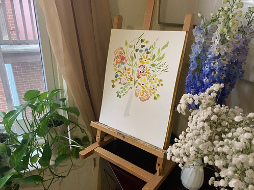 Floral Painting 14