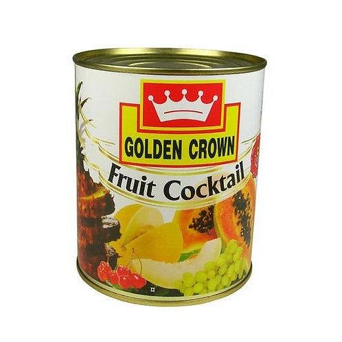 Golden Crown Fruit Cocktail, 850 gms