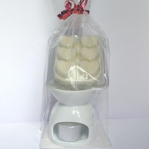 Ceramic Burner & Wax Melts