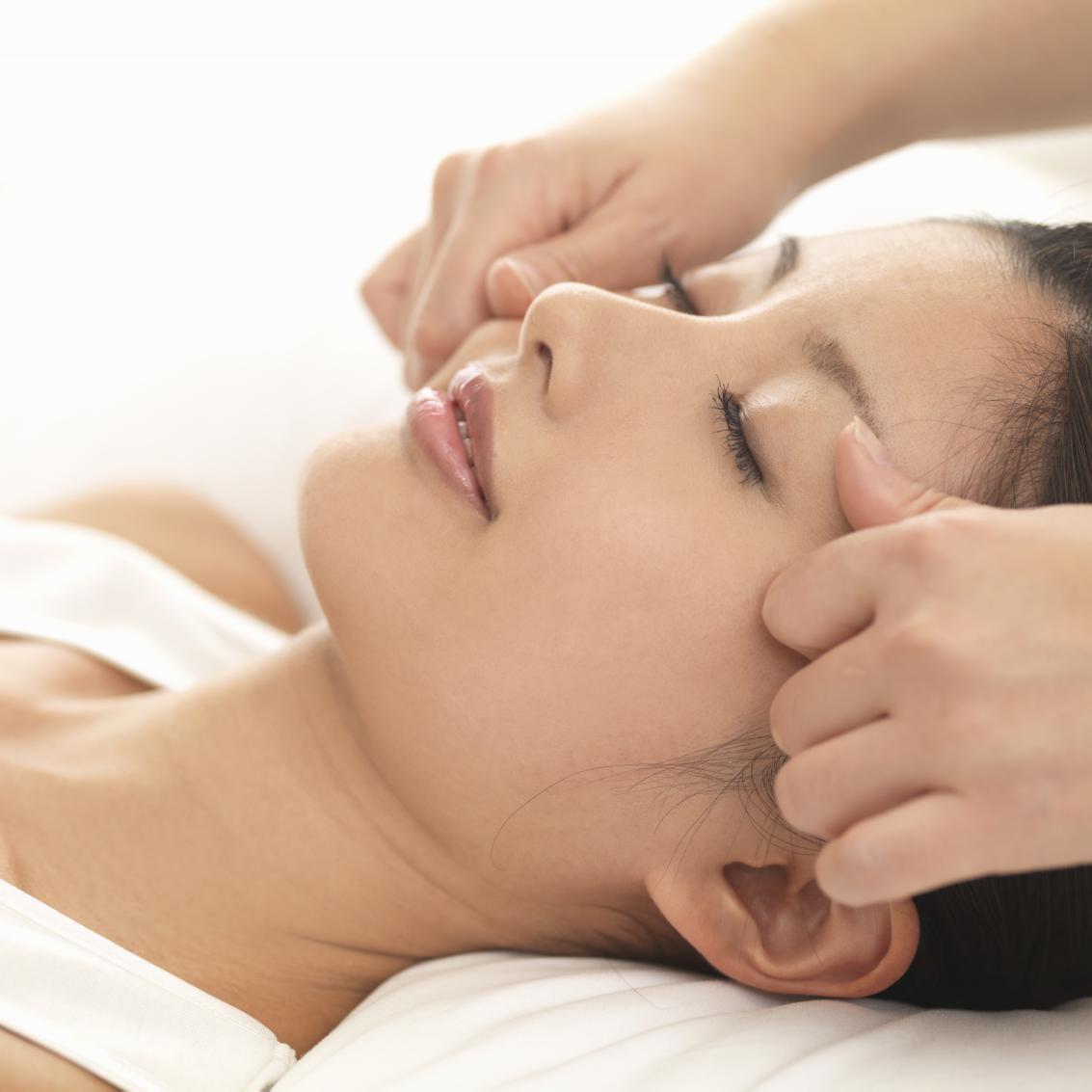 """Massage Japonais Qchi®Line """"Visage"""""""
