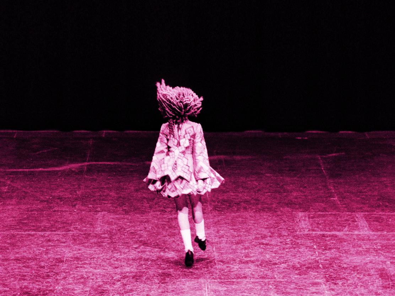 La bambina nel buio
