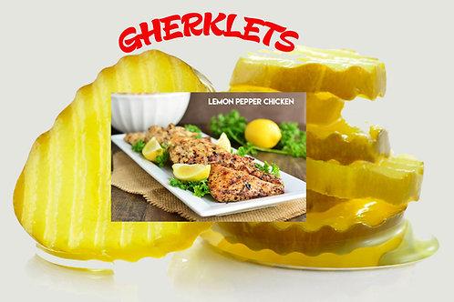 Lemon Pepper Chicken Gherklets