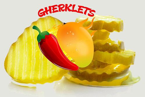 Spicy Mango Gherklets