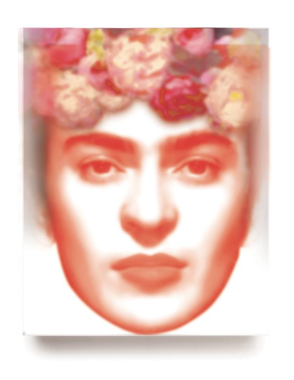 """Portraitbox """"Frida Kahlo"""", 2019"""