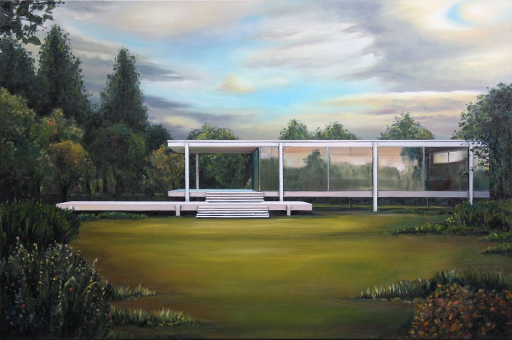 Farnsworth House, 2016