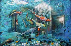 Aquarium, 2017-2018