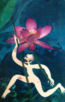 Pflanzenmenschen Lotus I