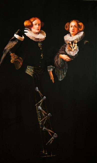 Eugenia & Amalia, 2015
