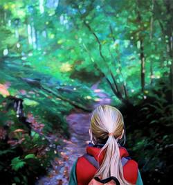Im Wald, 2020