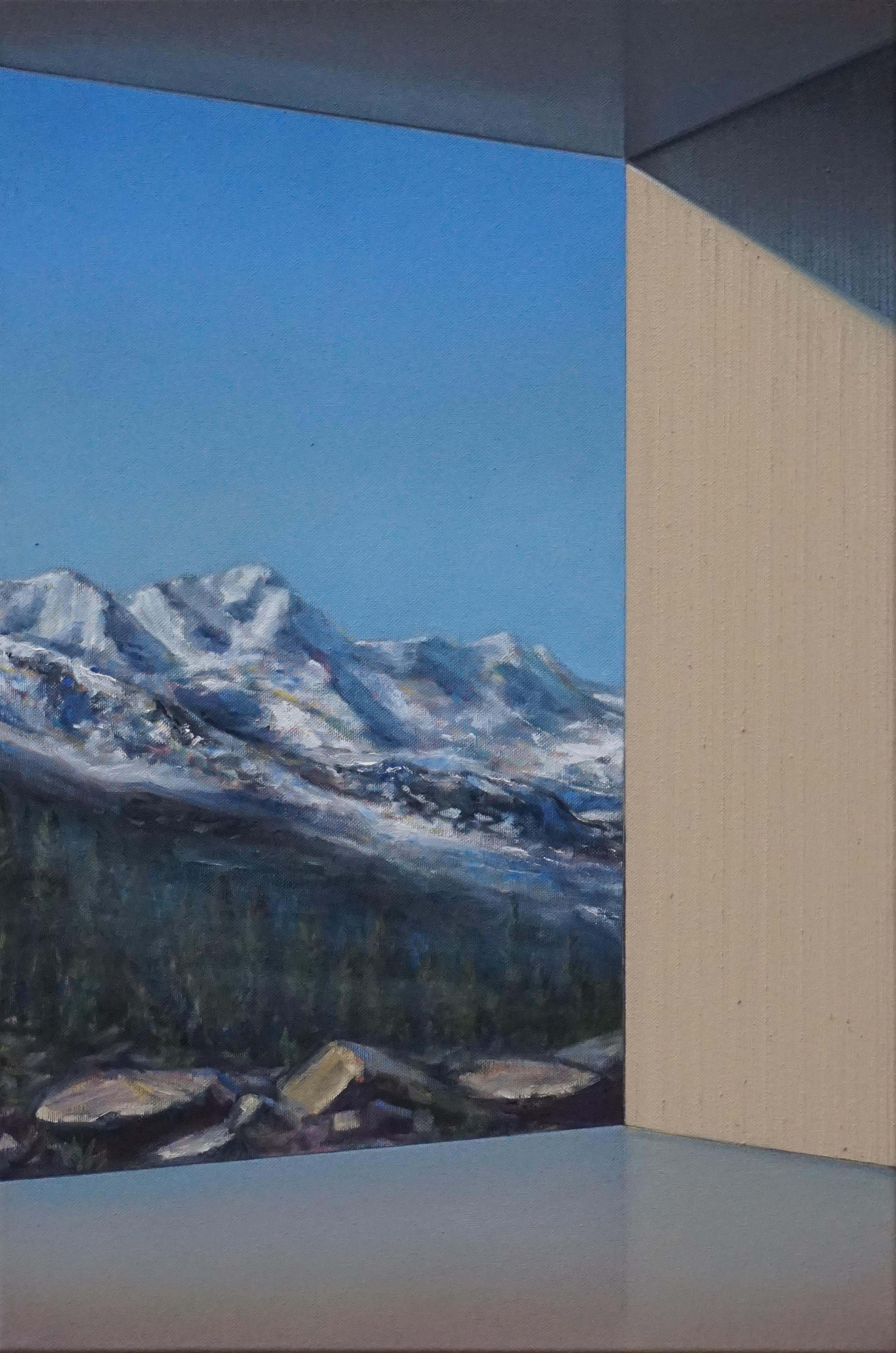 Mountain-Room II, 2020