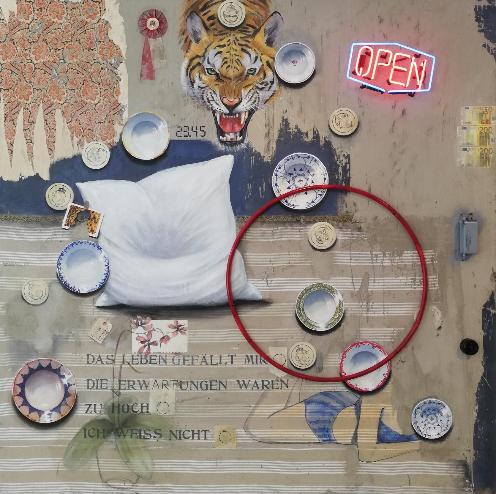 """""""Lifecircus…"""", 2012"""