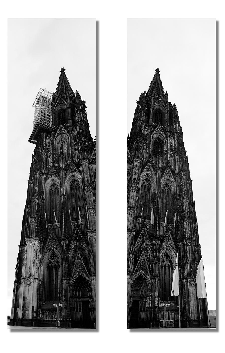 Köln Dom, 2016