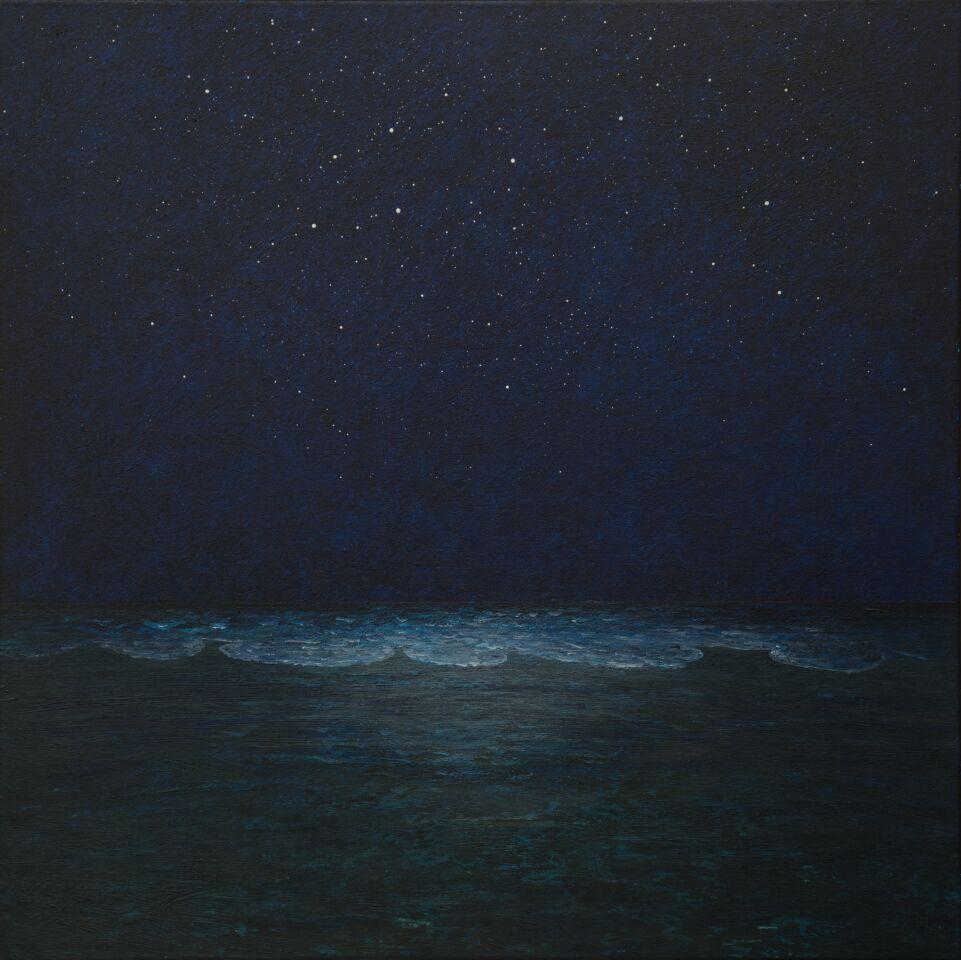 Nachtmeer XXIV