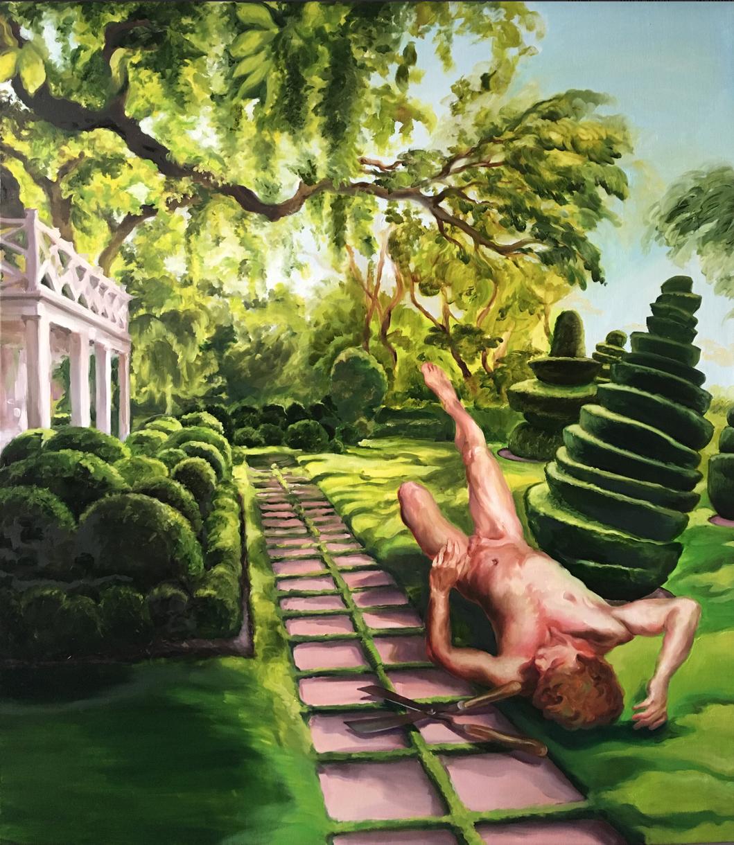 Der Gärtner ist runtergefallen, 2019
