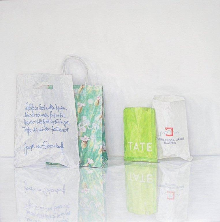 Mit Tate-Tüte, 2015