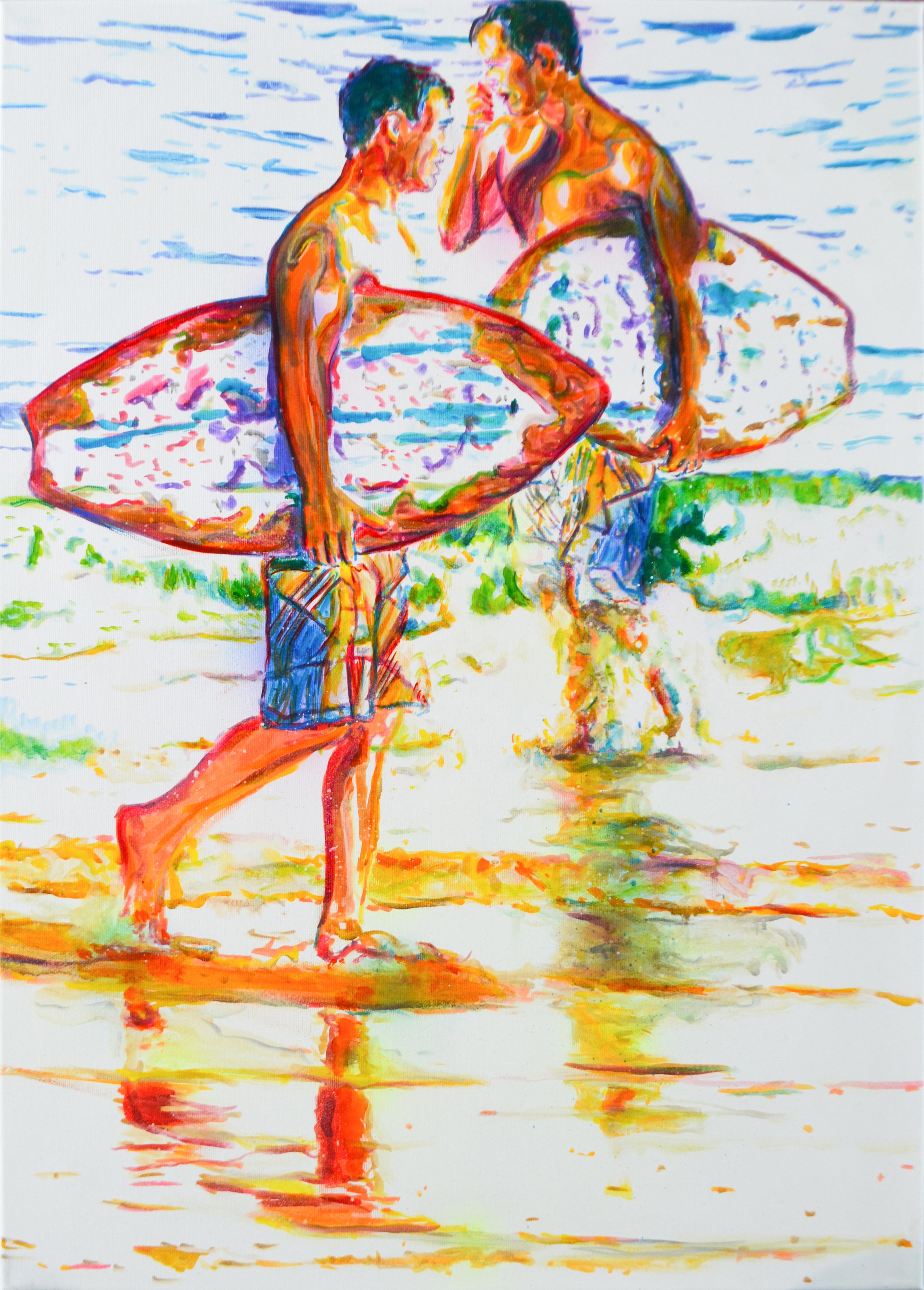 Fuerte Surfer (Double Trouble), 2019