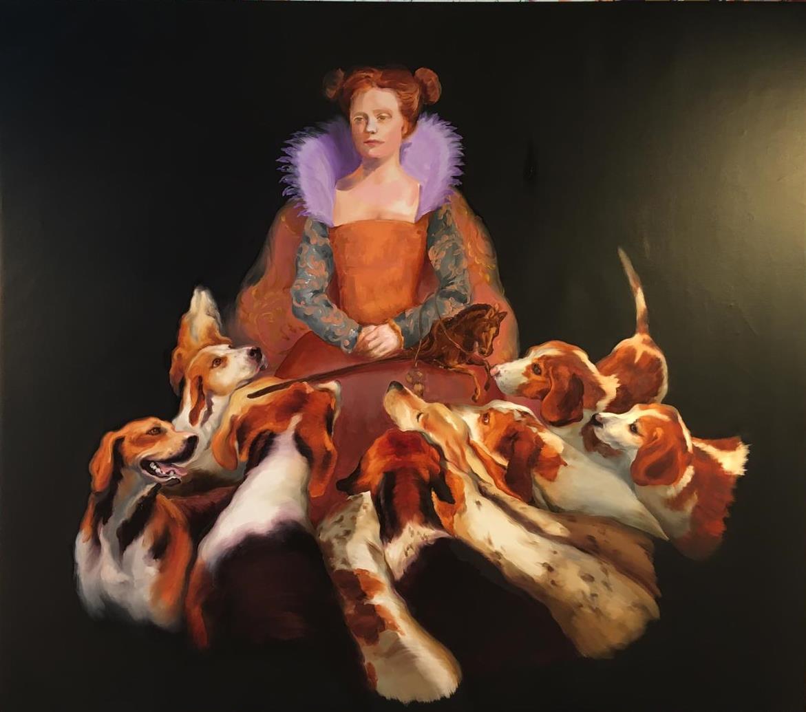 Die Gräfin mit den Hunden, 2019