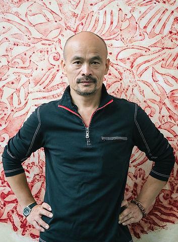 Ren Rong, Künstler der ART Galerie 7, Köln