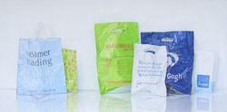 Tüten, grün-blau, 2013