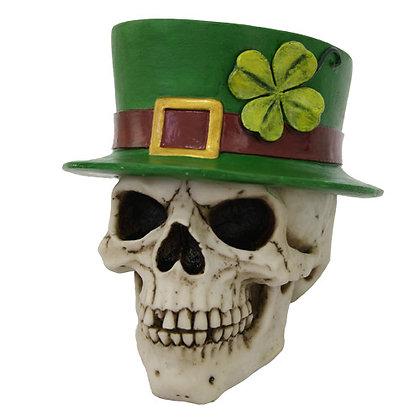 Luck O' the Irish Skull Box