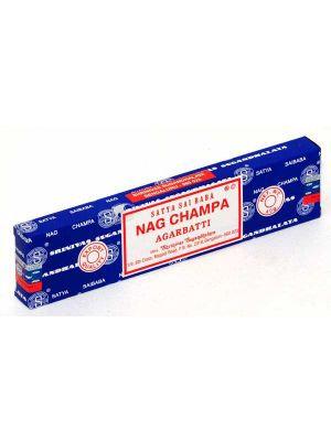 Satya Sai Baba Nag Champa 40 Gr. Box