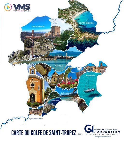 Partez à la découverte du Golfe de Saint-Tropez