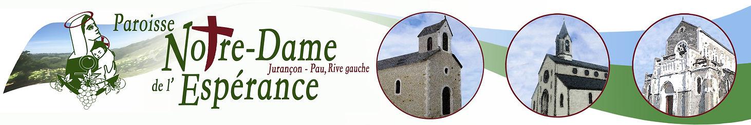 Paroisse Notre-Dame de l'Espérance - Paroisse de Jurançon - Père Benoît Martel