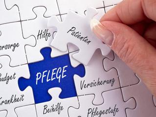 Deutsche verzichten auf private Pflegevorsorge