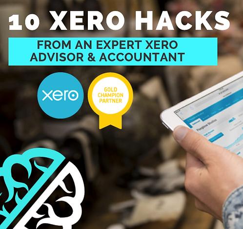 10 Xero Hacks