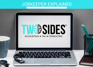 Jobkeeper Summary