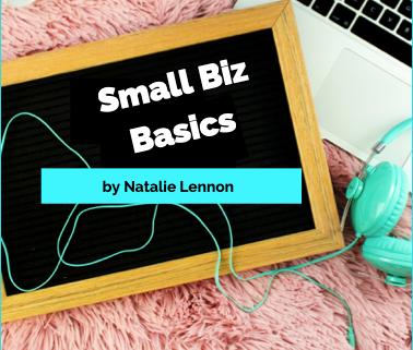 Small Biz Basics Ebook
