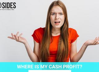 Where is my cash profit? (5 min read)
