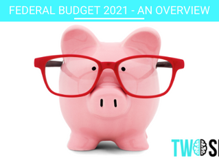 FEDERAL BUDGET 2021 - an overview