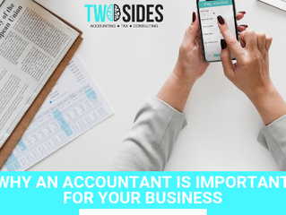 WHY AN ACCOUNTANT IS IMPORTANT FOR YOUR BUSINESS