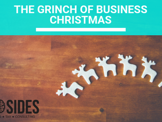 The Grinch of Business Christmas