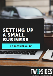 Setting Up a Small Business Guide